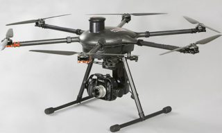 Tornado H920: flying with a GH4