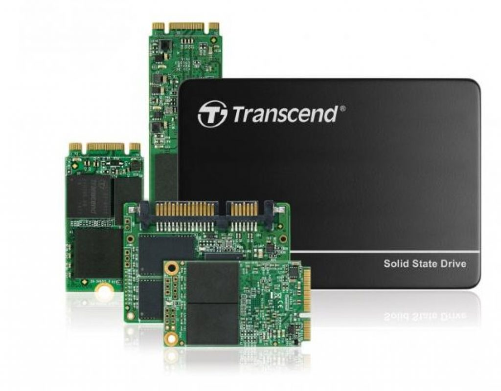 Transcend at NAB: broadcast and cinematic solutions