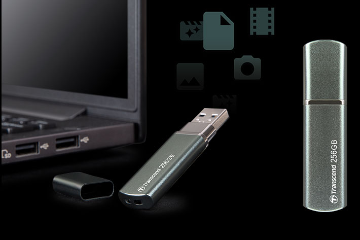 Transcend JetFlash 910: a durable flashdrive for the new decade 1