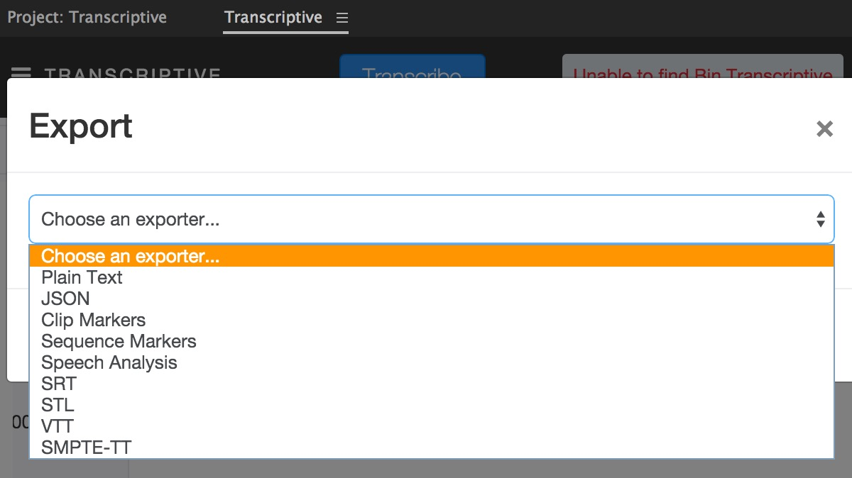 Review: Digital Anarchy Transcriptive - automated transcription for Adobe Premiere Pro 8