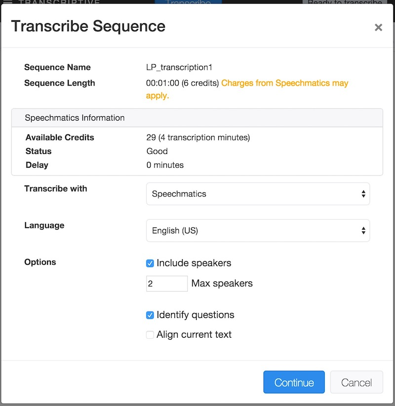 Review: Digital Anarchy Transcriptive - automated transcription for Adobe Premiere Pro 4