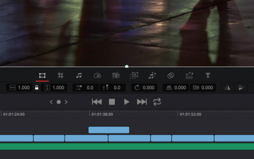 DaVinci Resolve 16 adds LUFS audio loudness standards + linear features. 7