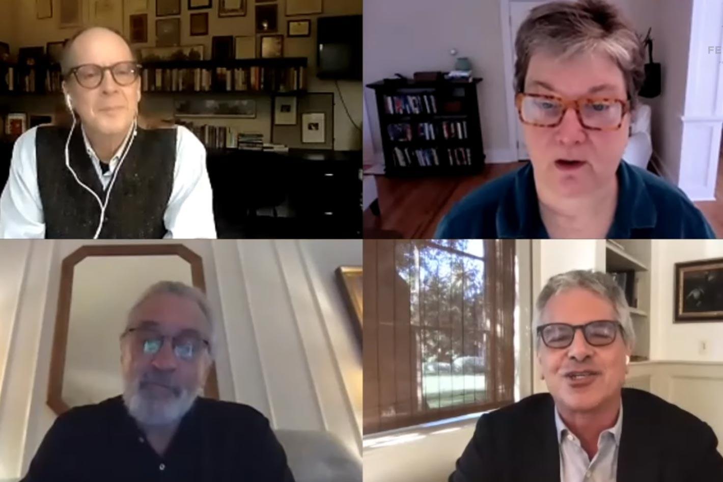 Tribeca Talks At Home celebrates Awakenings' anniversary