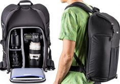 "Trifecta Backpacks for ""Workhorse"" Lenses"