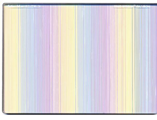 True-Streak Rainbow filter mimics anamorphic-style effects