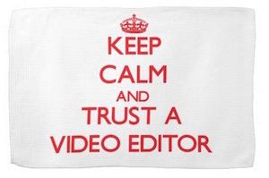trust editor hand towel