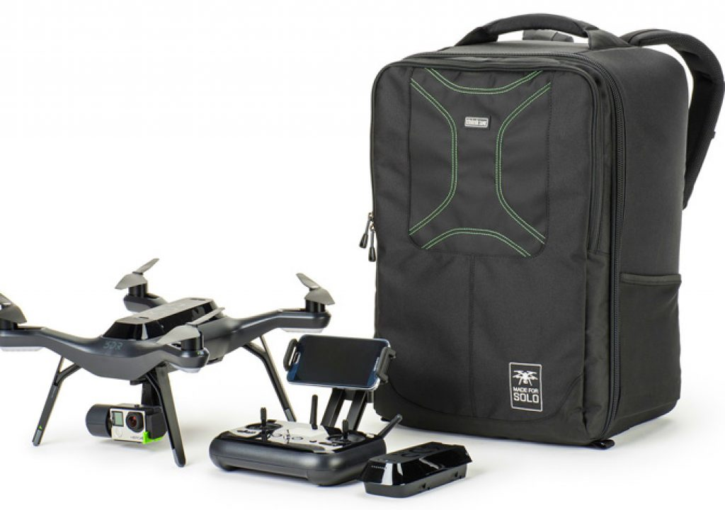 Airport Helipak for 3DR Solo