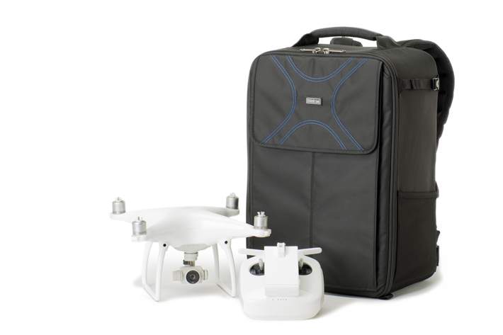 Think Tank Photo upgrades Helipak and TakeOff bags