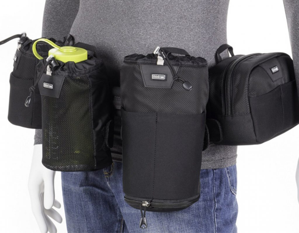 Think Tank Photo's new Modular Belt System