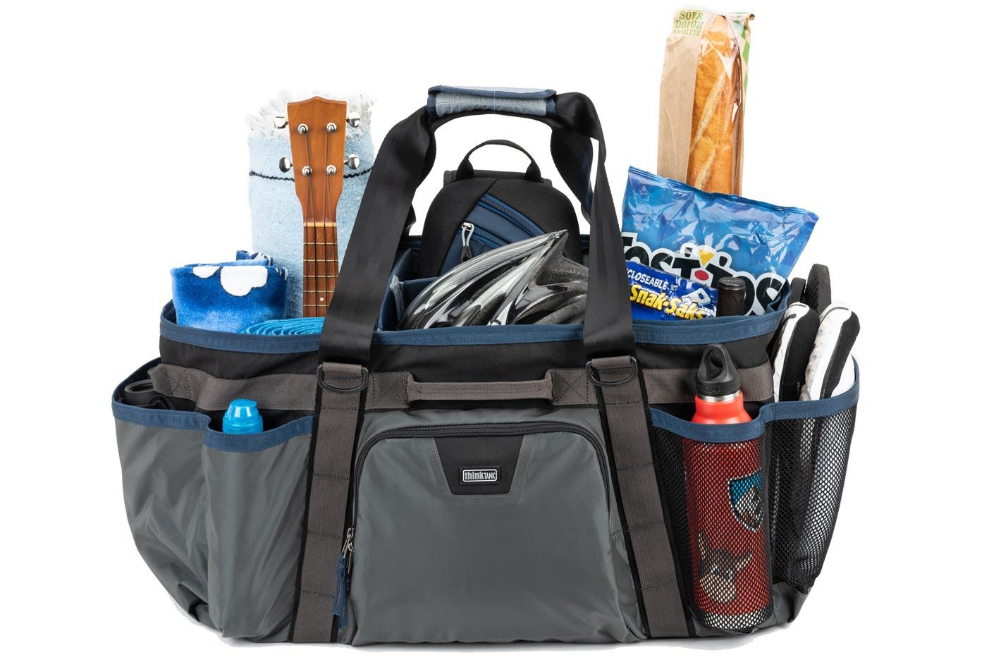 Freeway Longhaul: a carryall duffel bag developed in 8 weeks