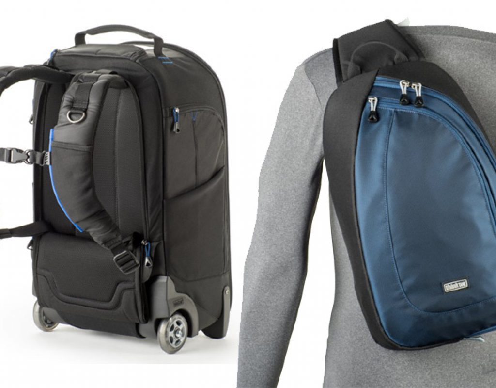Think Tank Photo: new StreetWalker and TurnStyle backpacks