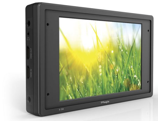 TVLogic F-7H mark-2: a field monitor that rivals the sun in brightness