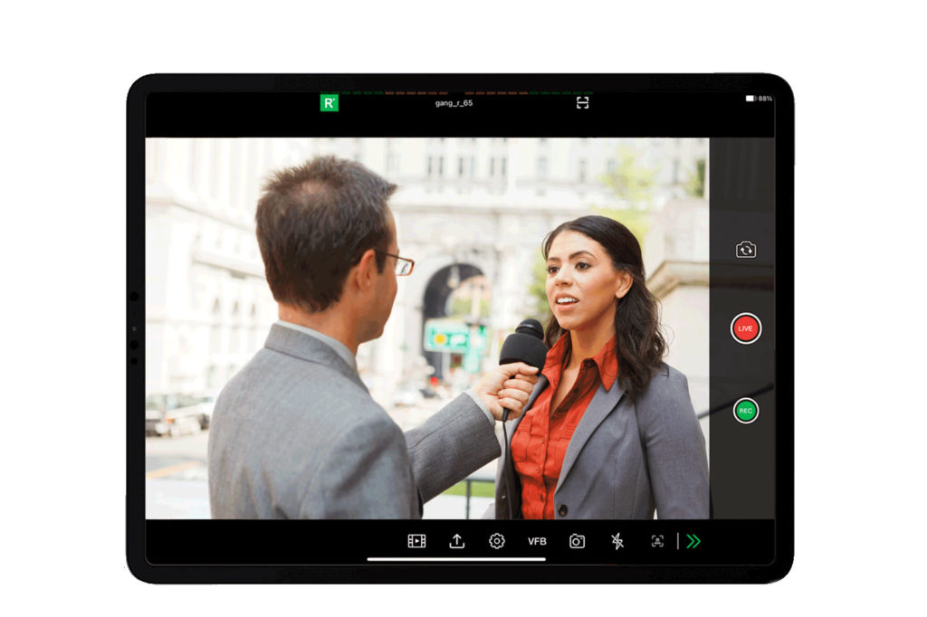 TVU Networks improves operator-less production with Center Stage
