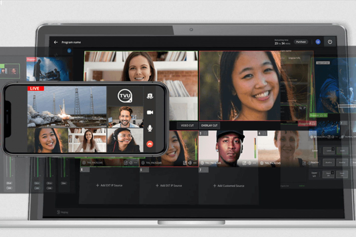 TVU Networks shows the tools to begin a lucrative streaming business