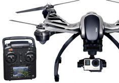 Typhoon G multicopter: made for GoPro