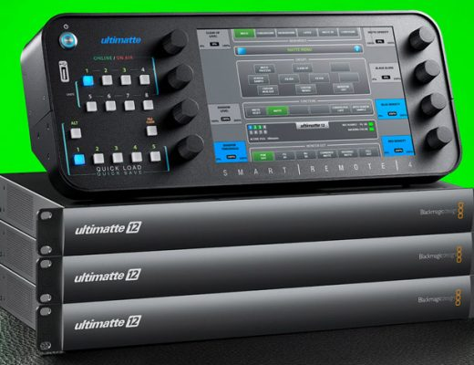 Blackmagic Design announces Ultimatte 12