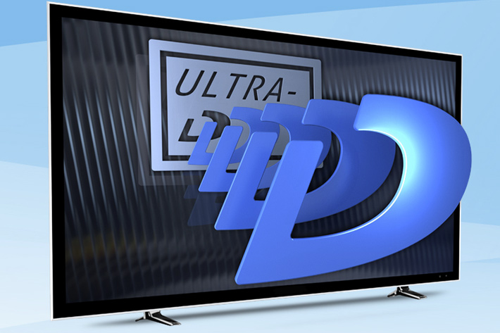 Ultra-D: 4K glasses-free 3D at CES 2018 by Jose Antunes