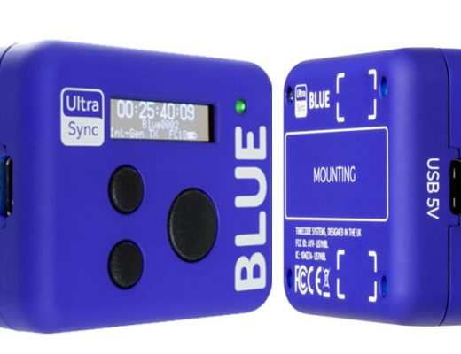 UltraSync BLUE: a new timecode over Bluetooth solution