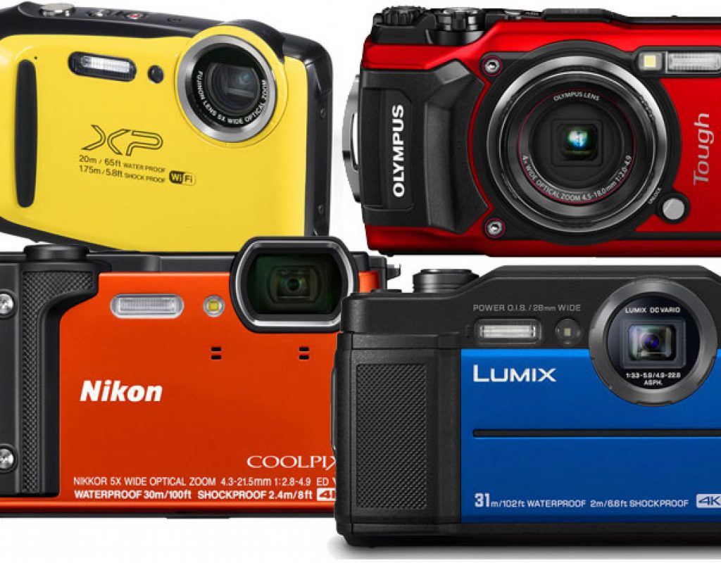 The 2018 guide to underwater cameras for video