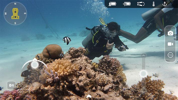 Nemo, Titan and Mito: three new 4K underwater drones for filmmakers 19