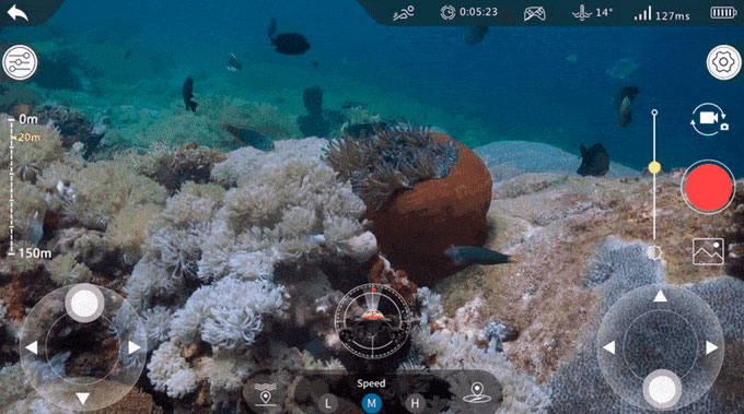 Nemo, Titan and Mito: three new 4K underwater drones for filmmakers