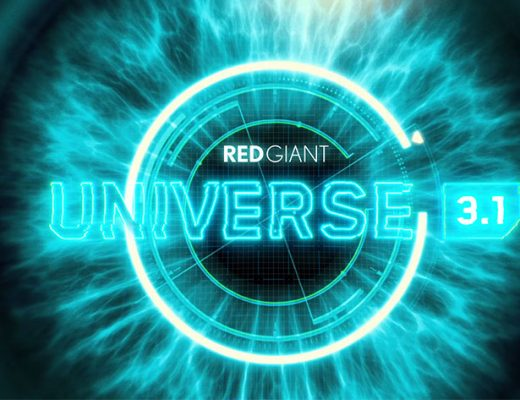 Red Giant's Universe gets new text and motion graphics tools