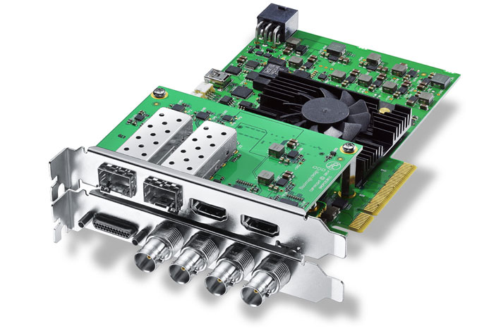 Unreal Engine now supports Blackmagic Design DeckLink cards