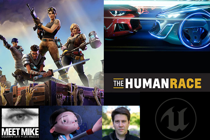 Epic Games: real-time production is the future of content creation