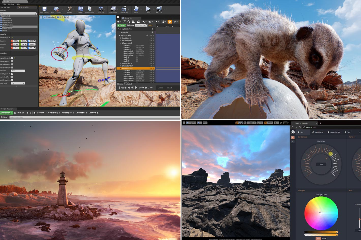 Unreal Engine 4.26 expands virtual production toolset