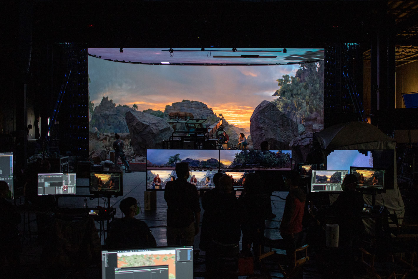 Unreal Engine 4.27 release ready for Virtual Production