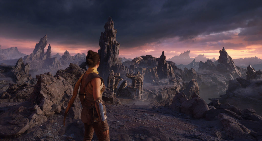 Unreal Engine 5: Early Access build available to download
