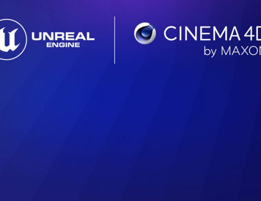 New release of Epic Games' Unreal Engine supports Maxon's Cinema 4D