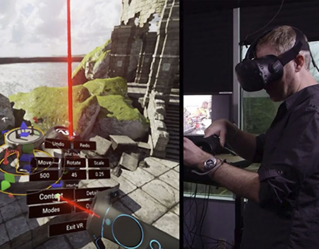 Unreal Engine: from video games to broadcast production