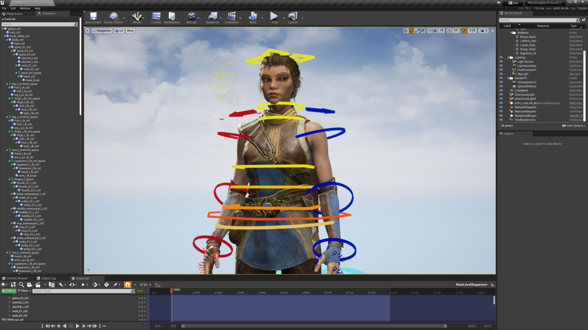 Mold3D Studio: animation techniques aimed at film and TV content