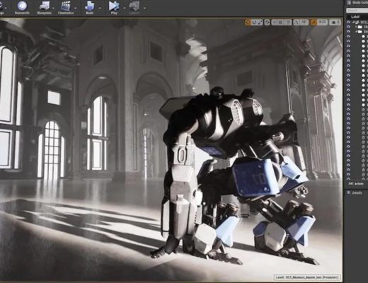 Creating Visual Effects with Unreal Engine