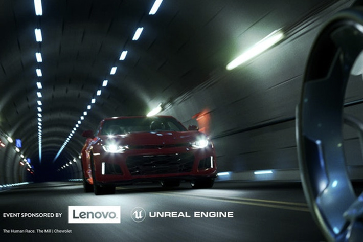 Unreal Engine: free VFX Master Class in LA by Jose Antunes