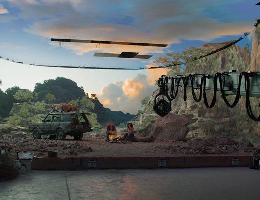 Filmmakers test Unreal Engine's in‑camera VFX toolset