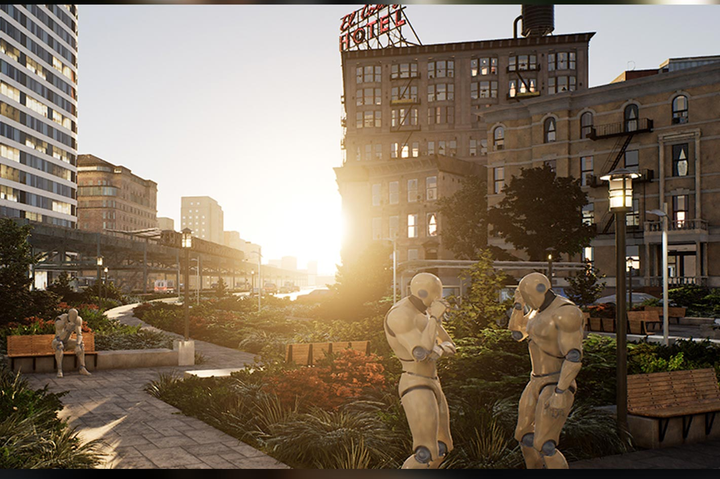 Free webinar: adding life to your story in Unreal Engine