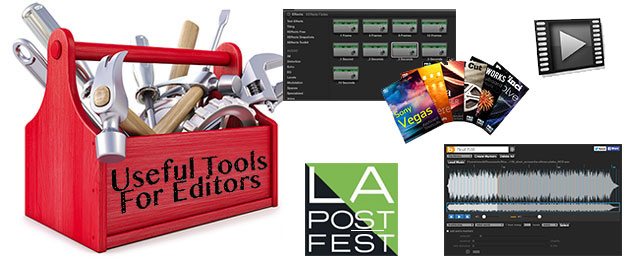 Useful Tools for Editors - Before Thanksgiving Edition 3