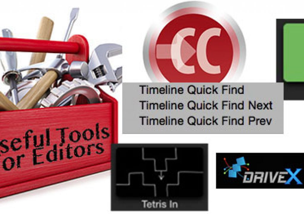 Useful Tools for Editors - After Summit Edition 1