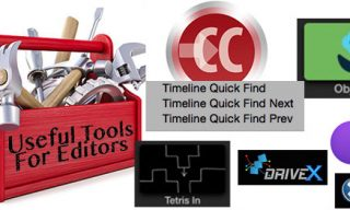 Useful Tools for Editors – After Summit Edition