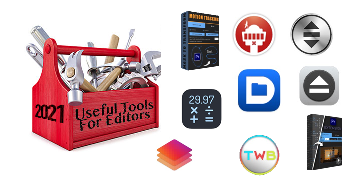 Useful Tools for Editors: Welcome 2021 Edition 1