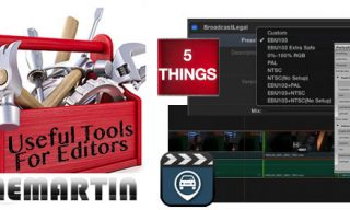 Useful Tools for Editors: The Denoise Edition