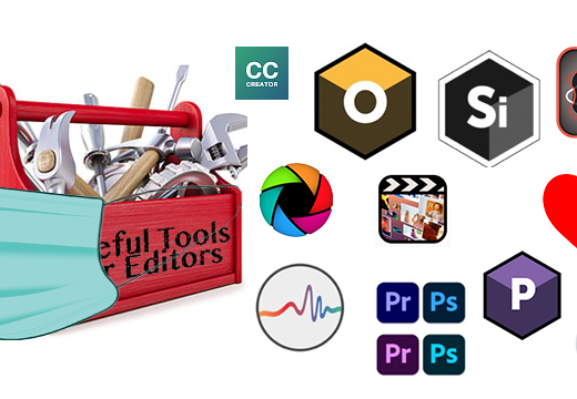 Useful Tools for Editors: Still Masked Edition 29