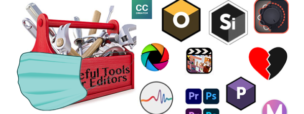 Useful Tools for Editors: Still Masked Edition 1