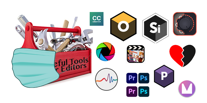 Useful Tools for Editors: Still Masked Edition 13