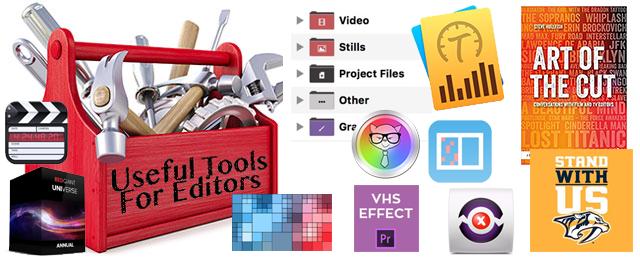 Useful tools for editors: Go Predators edition 16