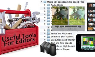 Useful Tools for Editors: Welcome Back Home edition