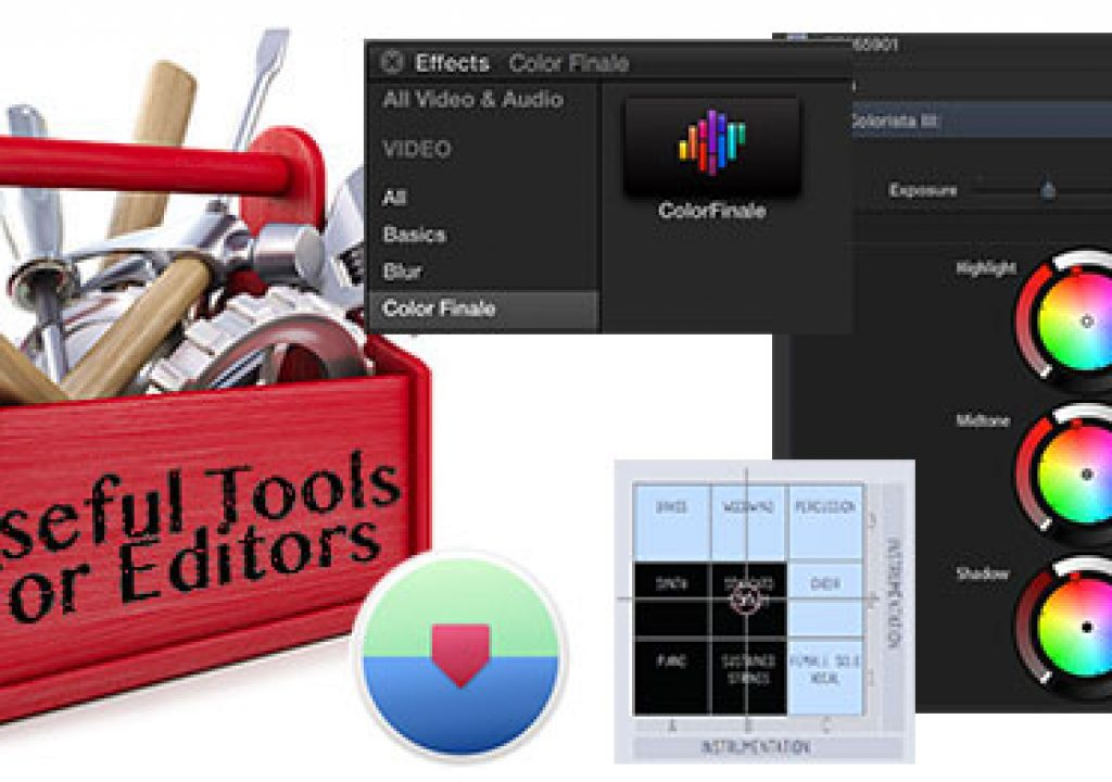 Useful Tools for Editors - New Website Edition 1