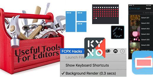 Useful Tools for Editors - Useful Hacks Edition 1
